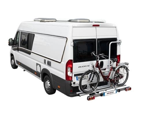 80kg de capacité de charge du porte-vélos VAN-BIKE 2